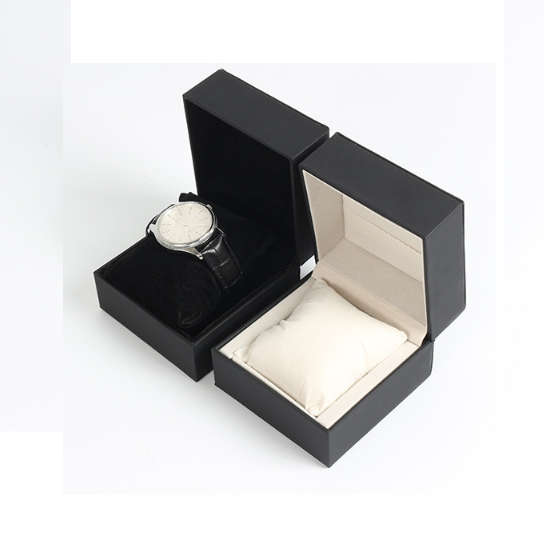 single watch packing boxes high-class watch box plastic PU w