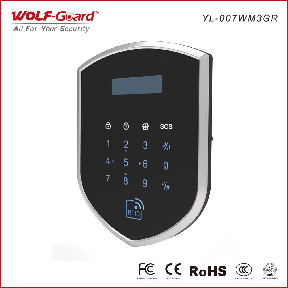 WIFI-GSM-alarm-system,RFID-card-contrl,WIFI/GSM-alarm system