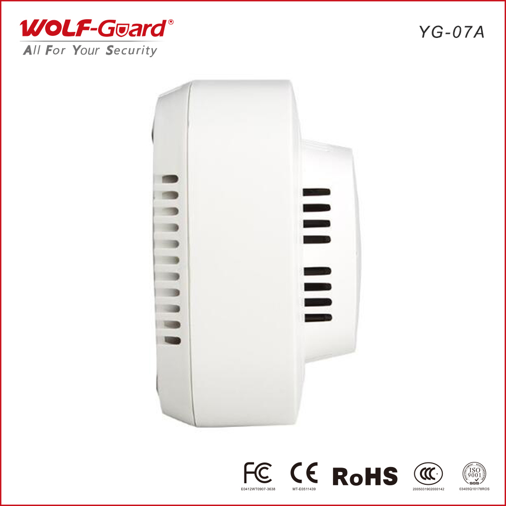 fotoeléctrico-detector de humo