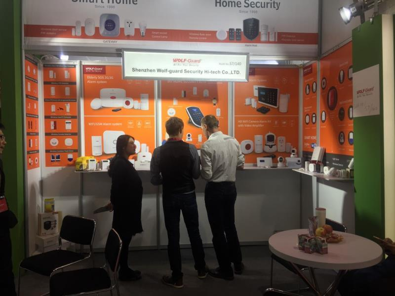 Wolf-Guard Attended Berlin IFA 2017