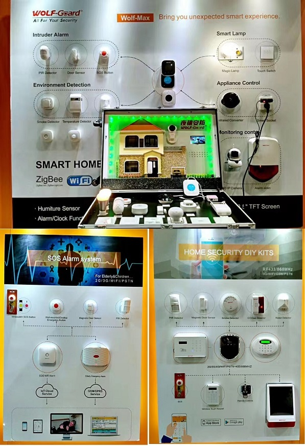 Welcome to Wolf-Guard Booth: 2M02, Global Sources Electronic