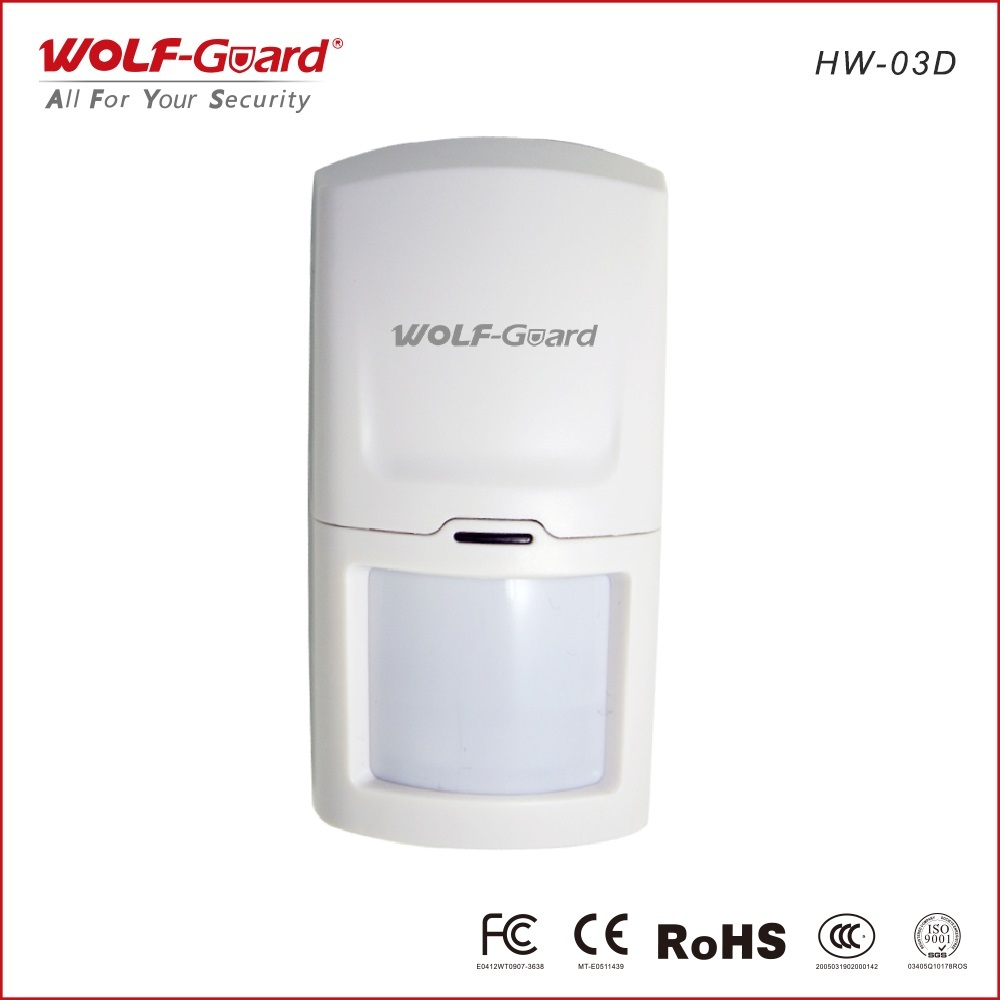 Wireless-pir-Infrared -detector