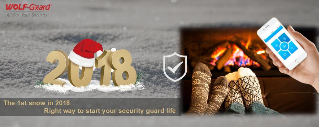 The right way to run your security system in #Cuffing season