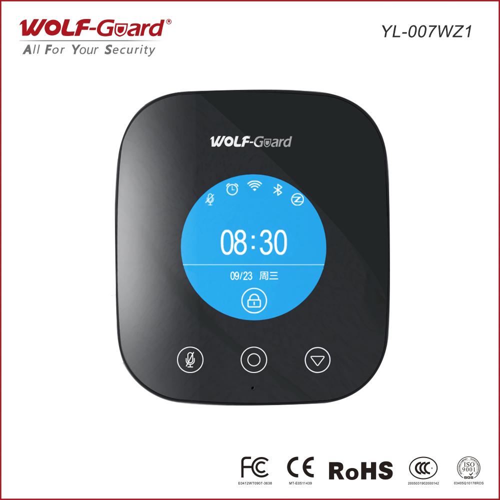 Wolf-Max, ein Zigbee Smart Home Alarmzentrale