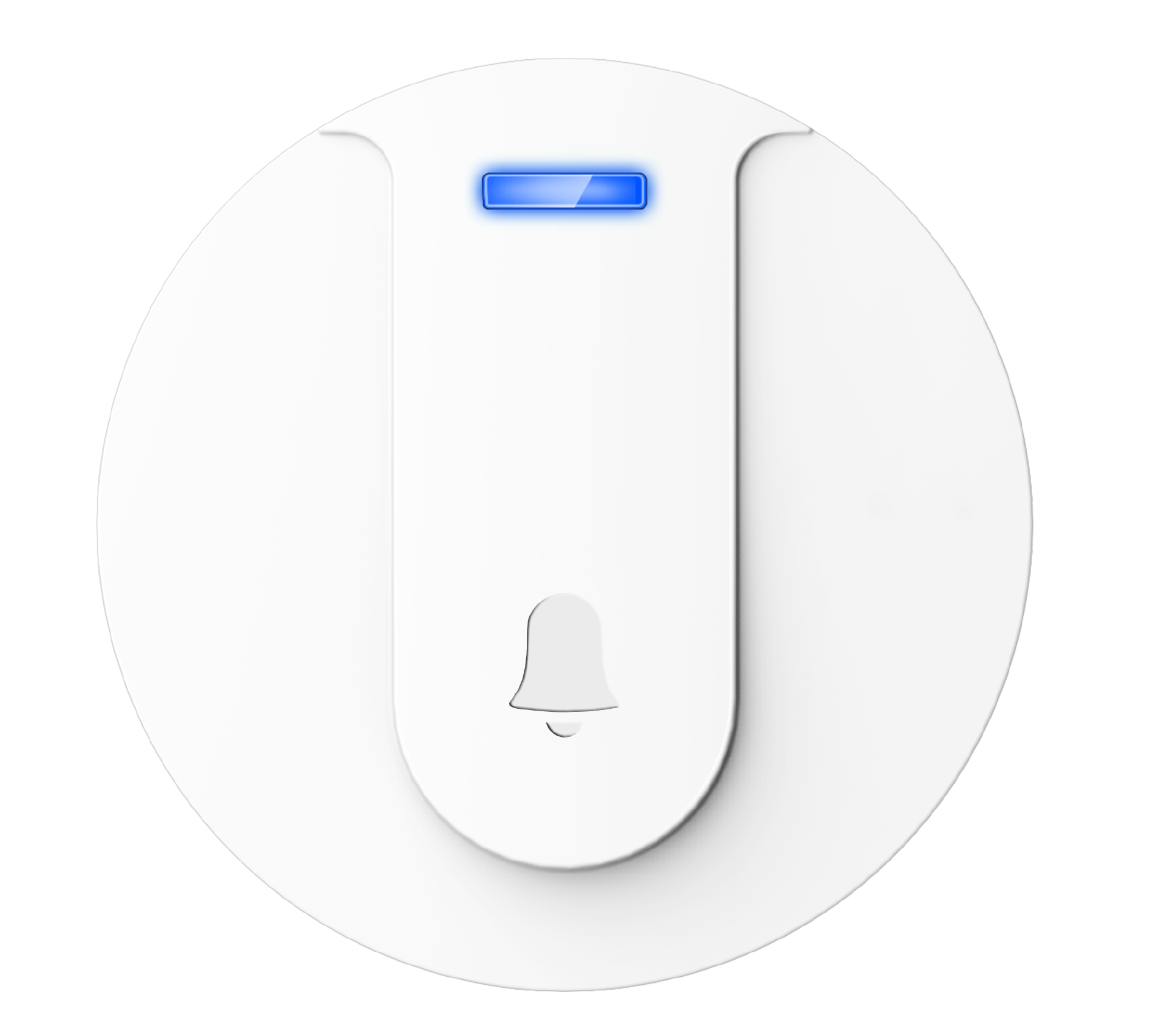 Wireless Self-powered Doorbell,no need battery,energy-saving