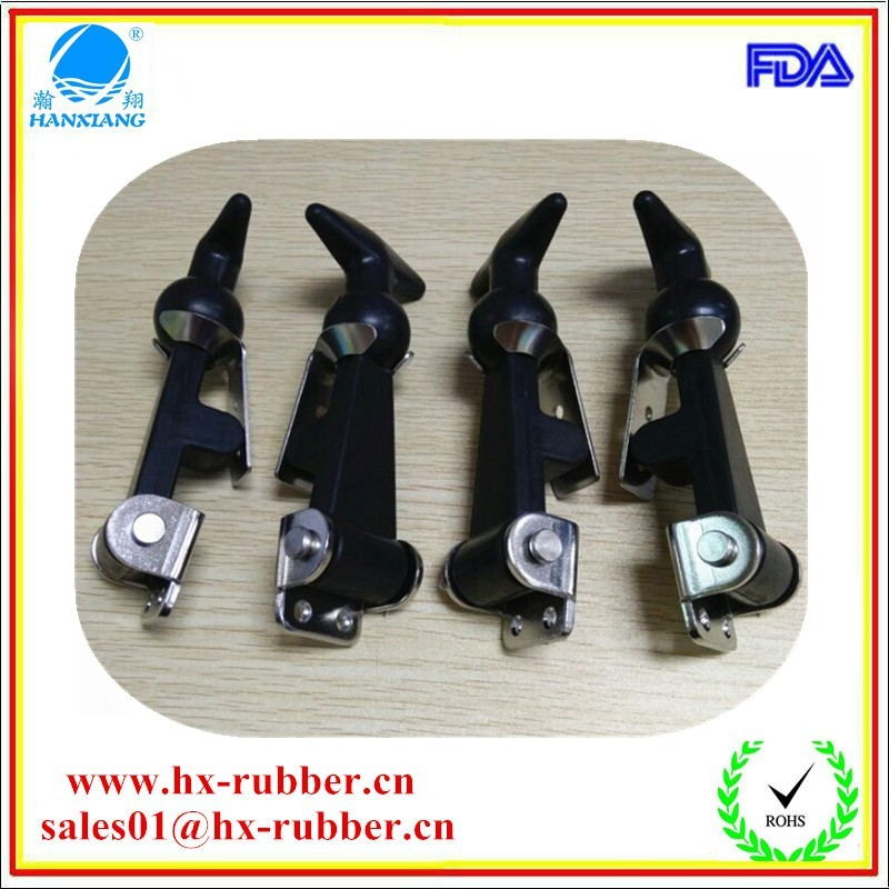 Rubber Handle Latch