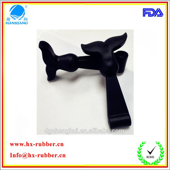 Rubber Handle Latch for Ice Cooler Box