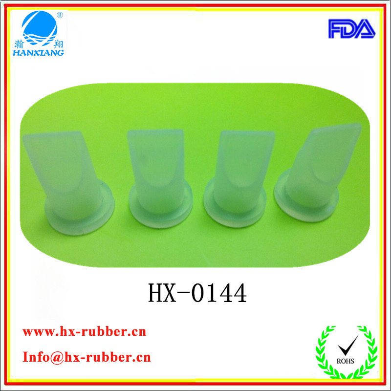 Silicone Duckbill Check Valve for Pipe Parts