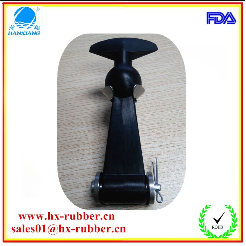 Rubber Pull Latches for Cooler Box