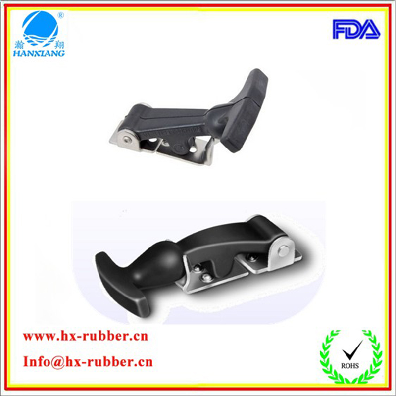 Durable Hook Safety Rubber Latches
