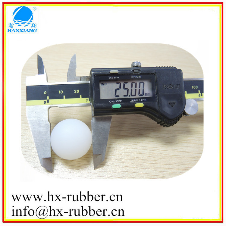 Cheaper washing machinery silicone rubber balls for sell