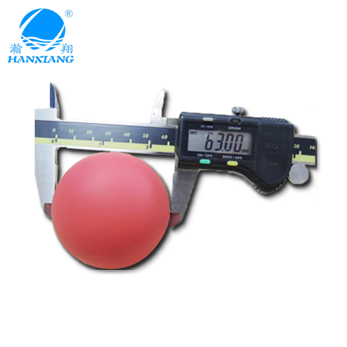 Solid pet, sport rubber balls manufacturer in China