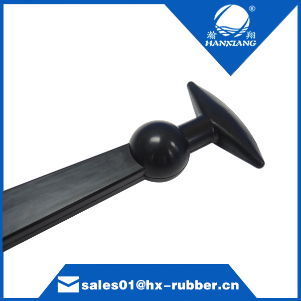 Heavy Duty Hood Lock / Draw Pull Rubber Handle Latches