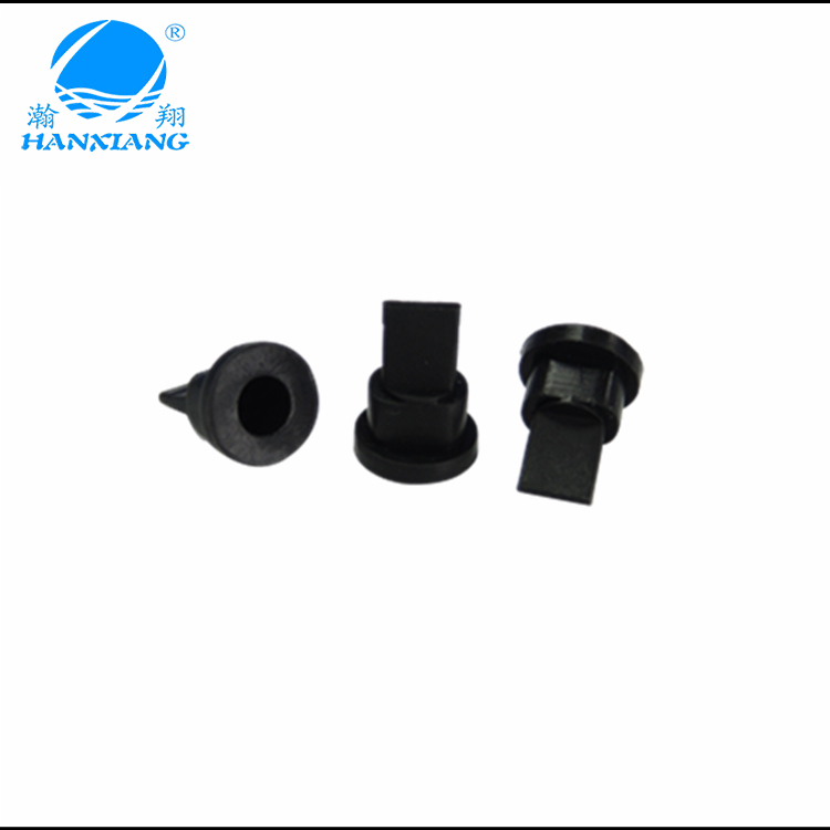 Food Grade Silicone  Rubber Duckbill Check Valve for Medical