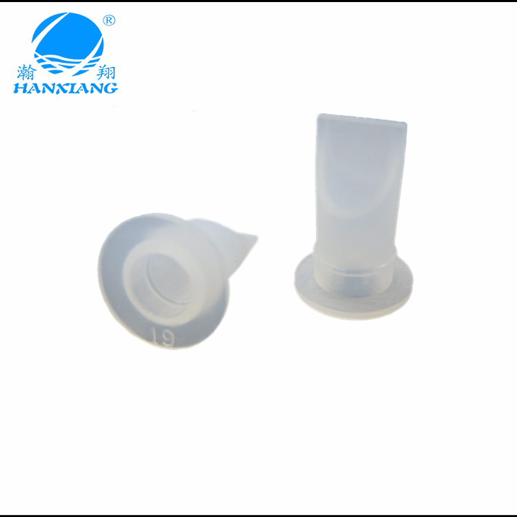 Silicone Duckbill Check Valve for Pipe Parts Control Rubber