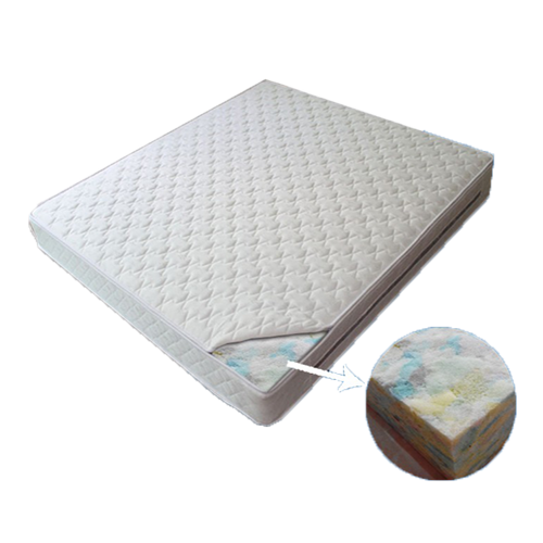 Polyurethane Foam Mattress : Rebonded foam mattress