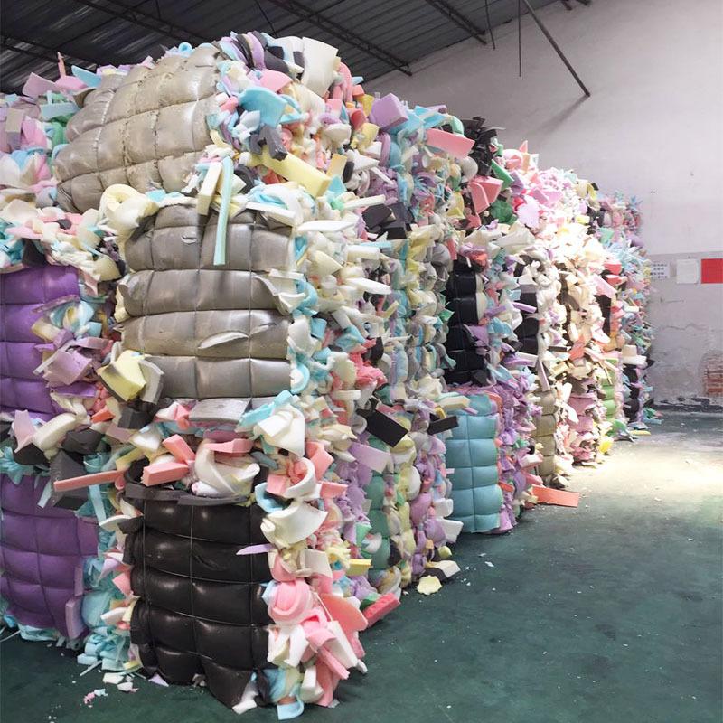 Recycled Polyurethane Foam Scrap