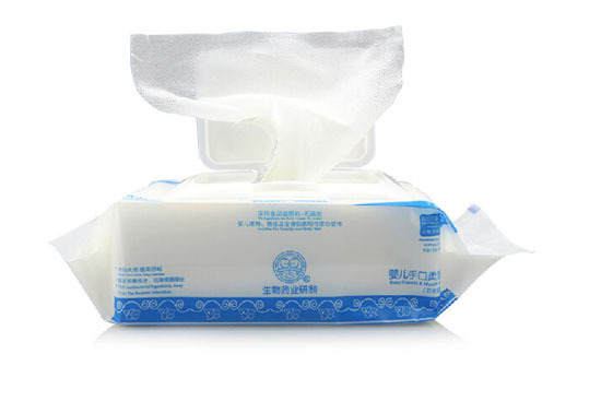 HM-ZD1280B  Full automatic high efficiency wet wipe folding