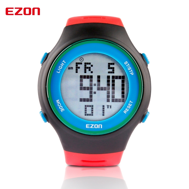 L008 Digital Sport Watch for Outdoor Running with Stopwatch,