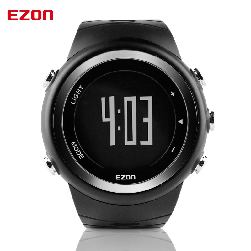 T023 Digital Pedometer Sports Watch with Calorie Counter , S