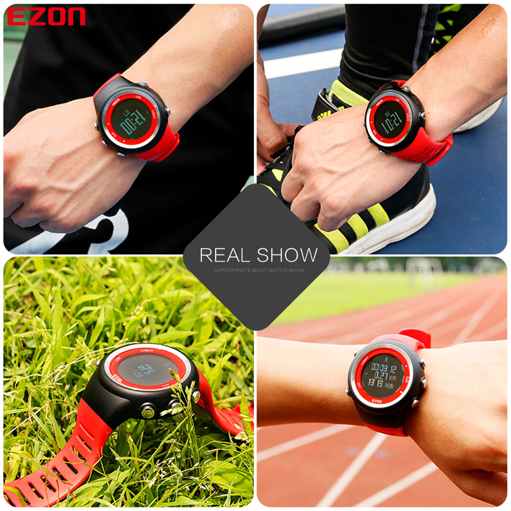 T031 GPS Sports Watch for Outdoor Running with Calorie Count