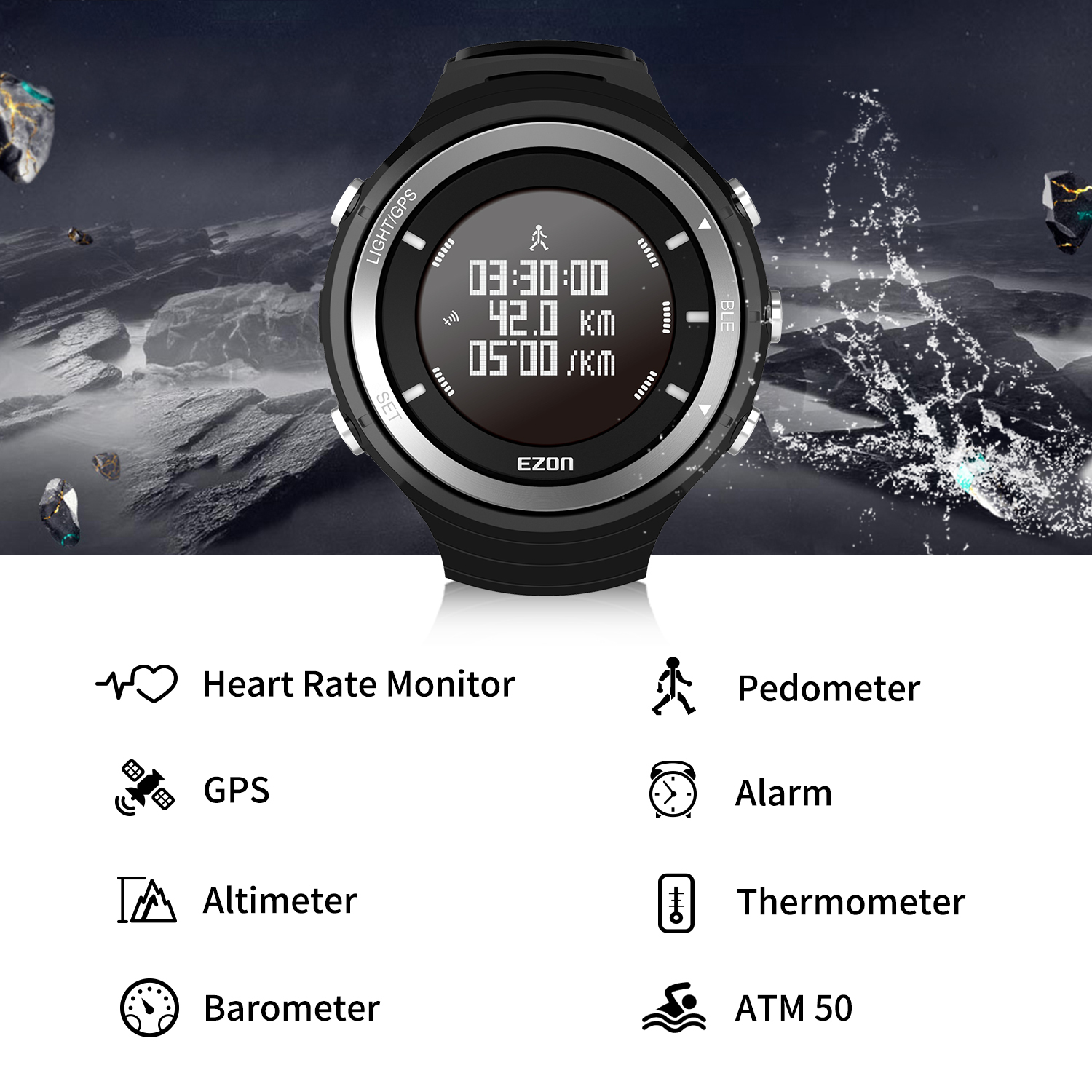 T033B(G3) Smart Running Watch