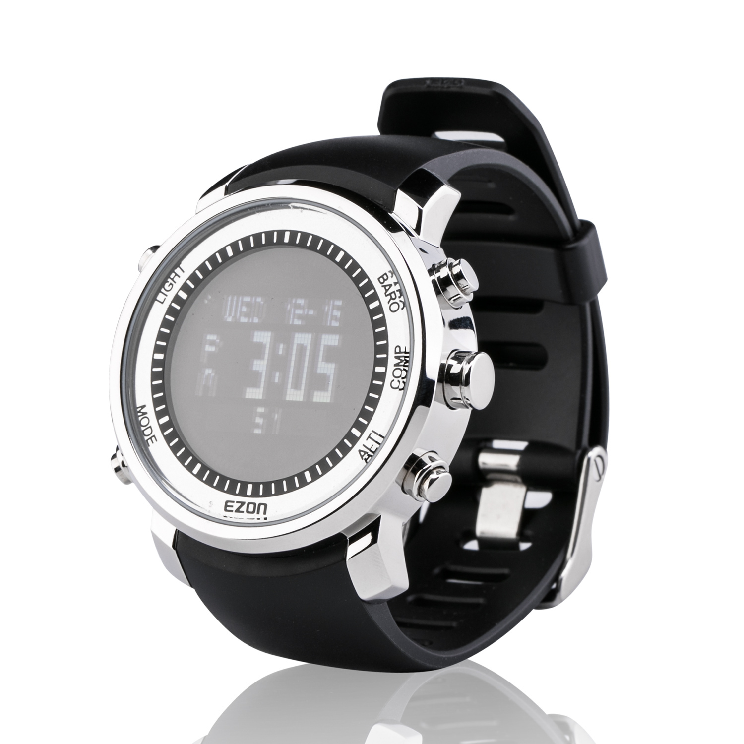 H506 Multifunction Mountaineerting Watch