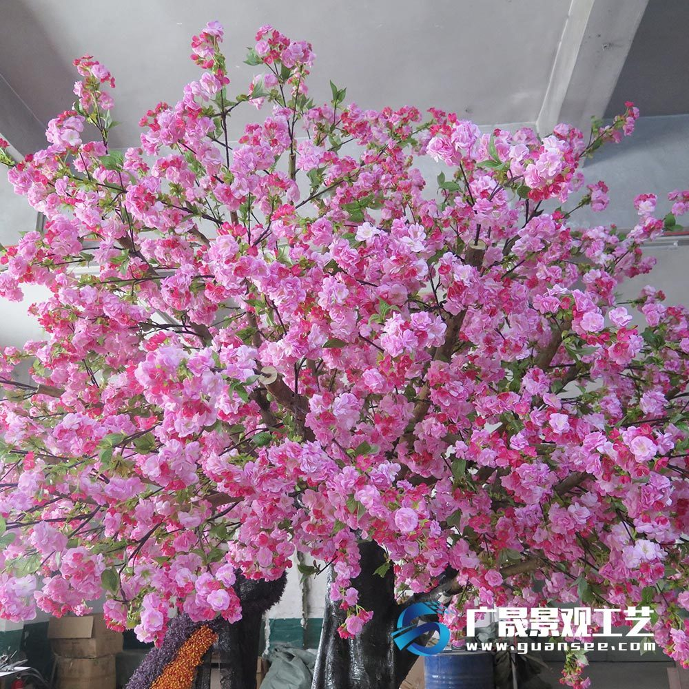 artificial cherry trees blossom Tree sakura flower wedding d
