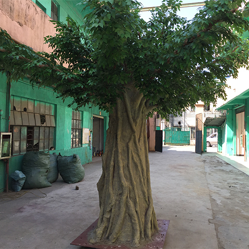 fake ficus tree