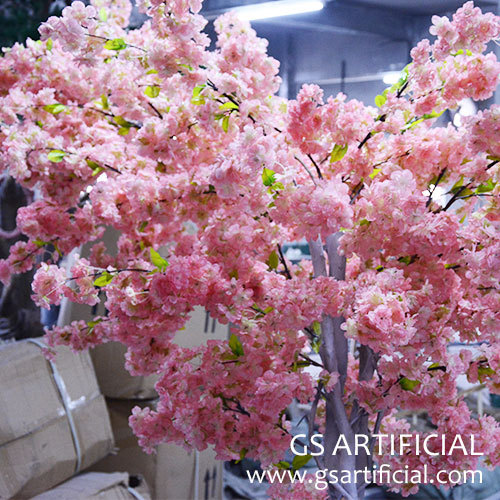 Small artificial cherry blossom tree for shop restaurant 1.8