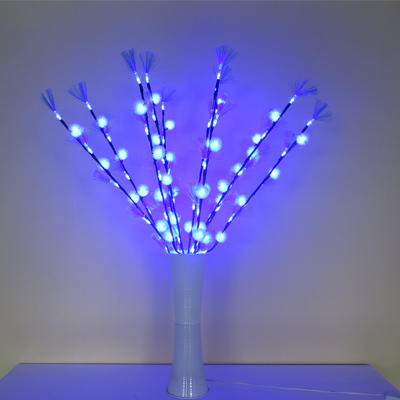 Led artificial flower for home decoration wholesale price