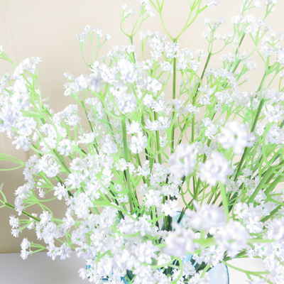 Gorgeous artificial babysbreath for table decoration