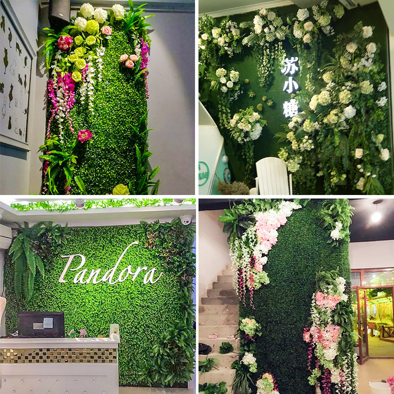 wholesale artificial fake plant  wall