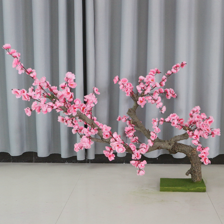 simulation peach tree