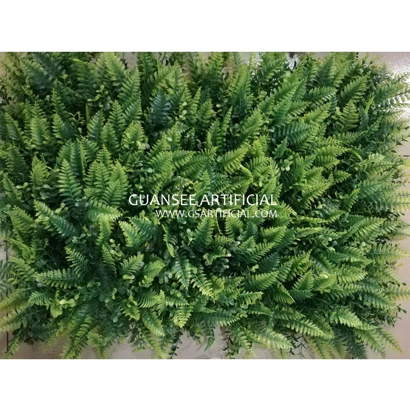 Artificial Water Proof Vertical Plastic Grass Wall For garde