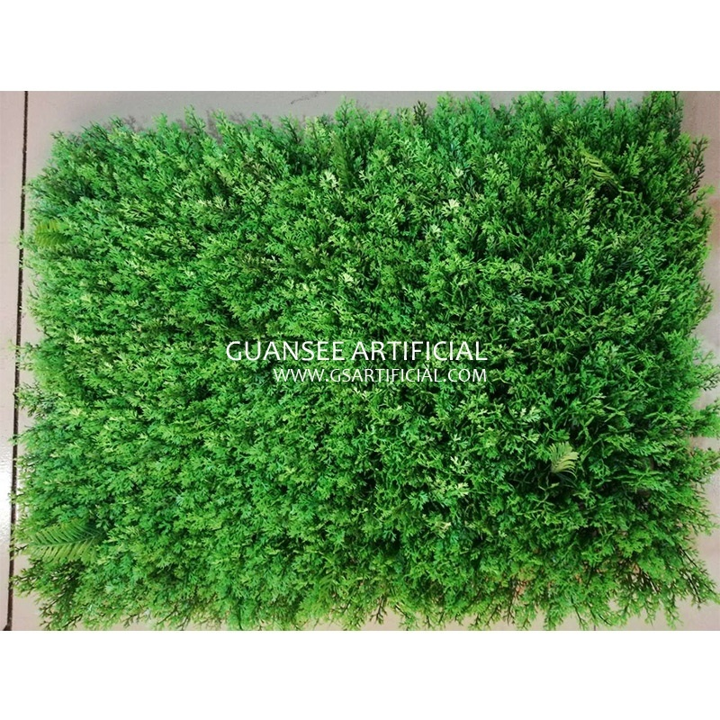 artificial plant grass wall,evergreen vertical grass wall,La