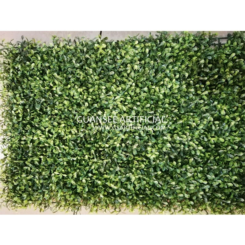 Artificial vertical grass matts plastic grass wall decor fen