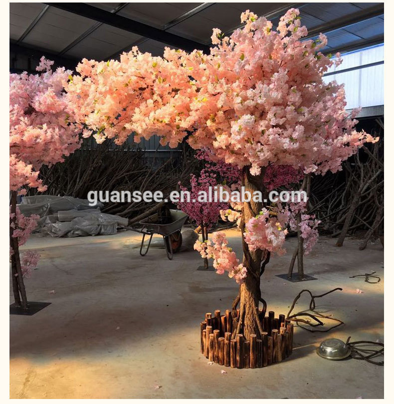 New products of artificial cherry blossom tree for wedding centerpiece artificial cherry blossom tree centerpiece junglespirit Choice Image