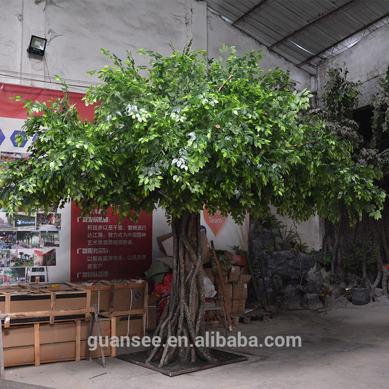 Artificial ficus tree 3.5m