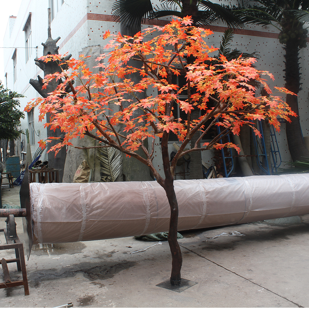 artificial maple trees