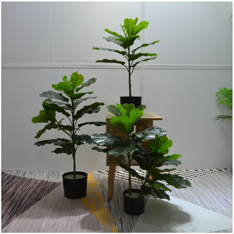 Artificial Bonsai Tree Potted