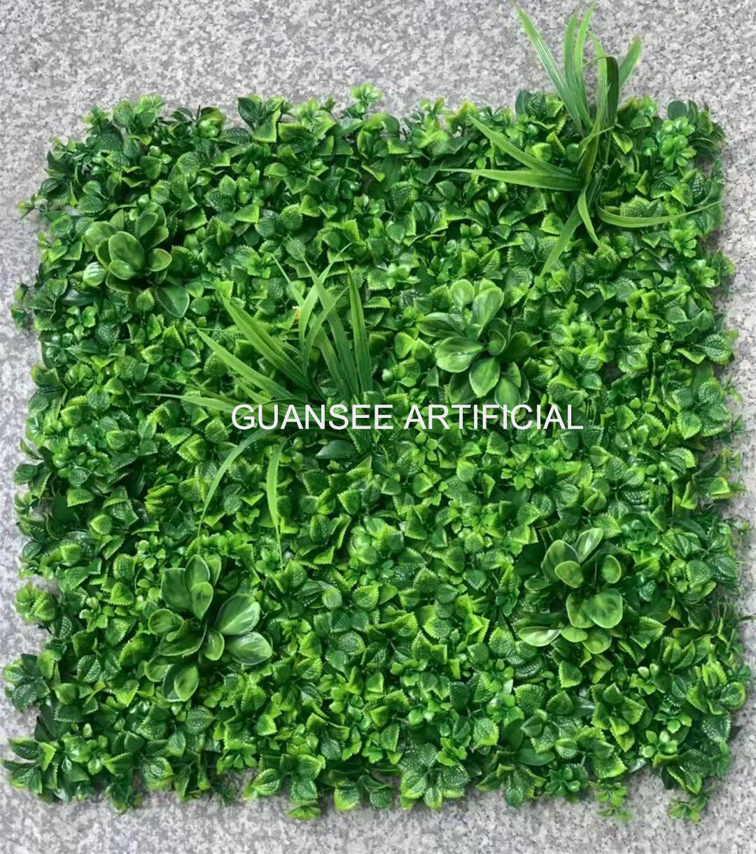 artificial vertical wall grass