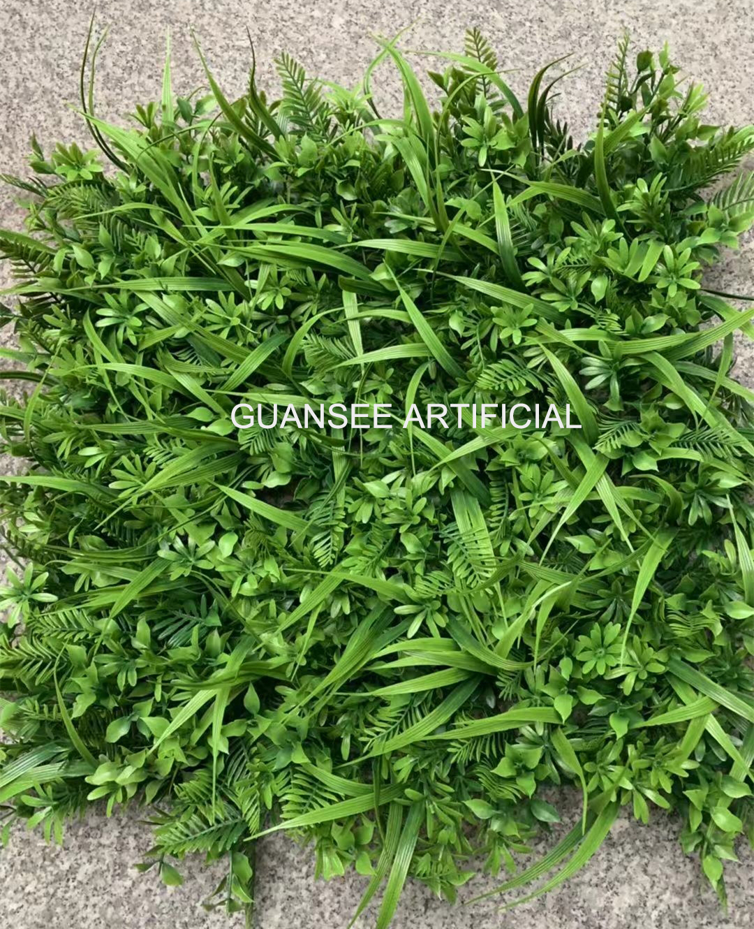 Home Decoration Vertical Fake Green Wall Artificial Grass