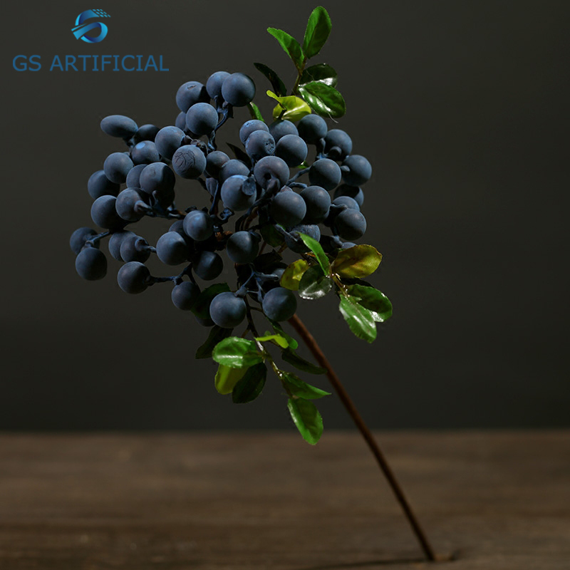 Artificial Blueberry Berry Fruit