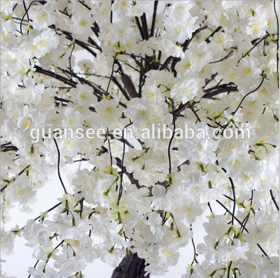wedding cherry blossom tree