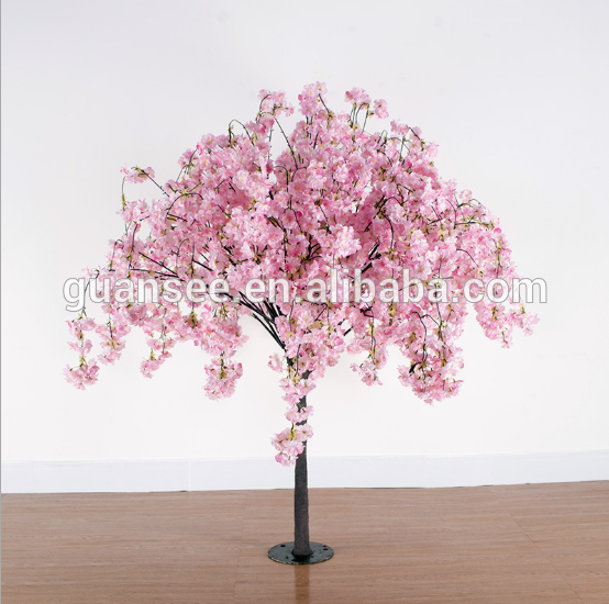cherry blossom wedding decoration