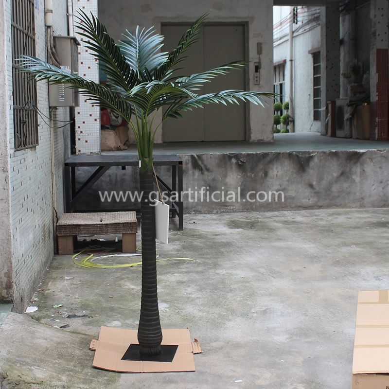 GST202 artificial palm trees canada areca palm tree