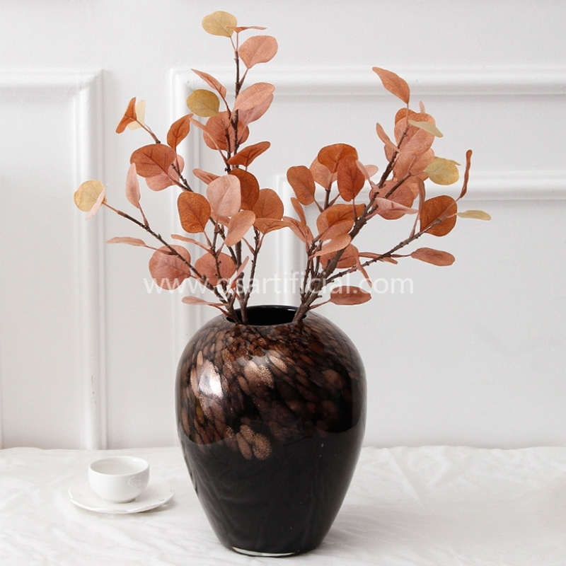 vase flower pot greenery artificial for home decoration