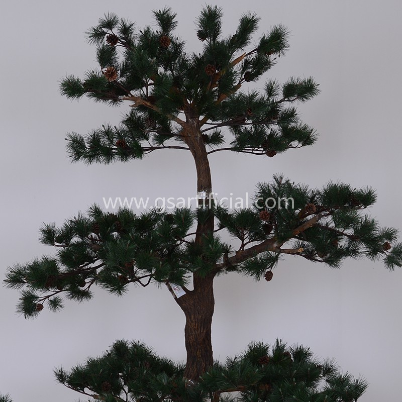 GST210 green plants pine tree artificial for home decoration
