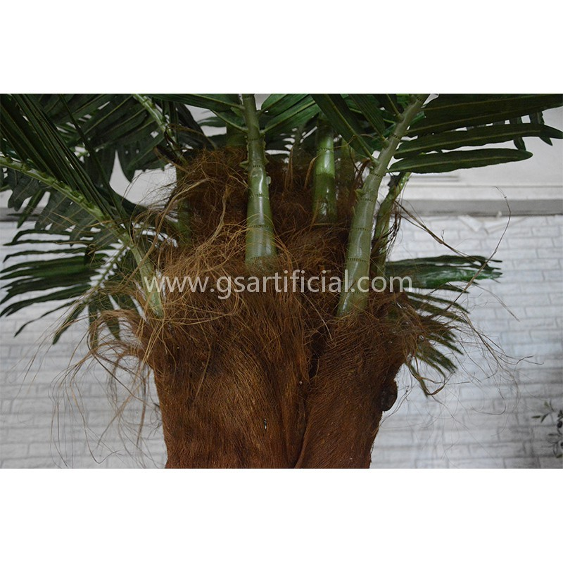 palm tree artificial plant for outdoor decoration